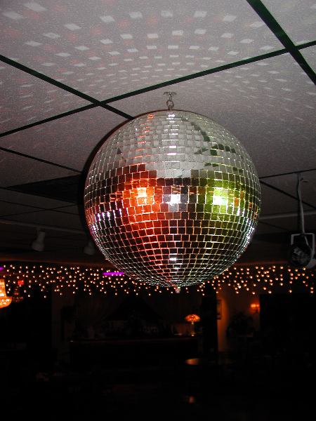 Our Signature Mirror Ball