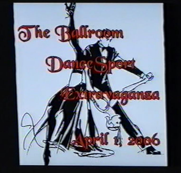 The Goldcoast Ballroom DanceSport Extravaganza - April 1, 2006