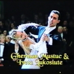 Gherman Mustuc & Iveta Jukosiute