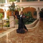 Jeff Sandler & Olga Bogdanov - Peter & Sandra Schneider Competition, Fort Lauderdale, circa 2002