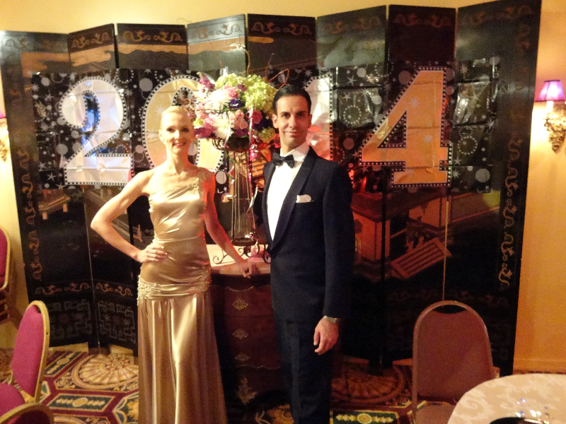 Paolo & Liene Di Lorenzo - U.S. National Professional Show Dance Champions - Will Perform a Spectacular Show!