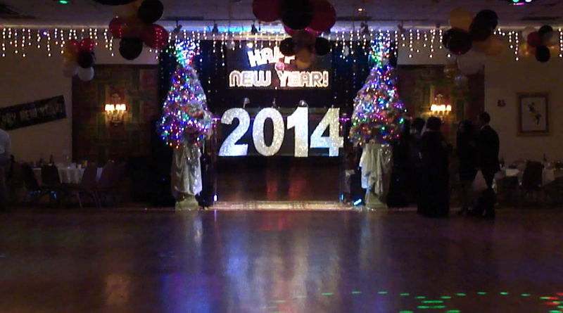 And, Again, Happy New Year - 2014!!