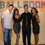 Dmitry Chaplin and Karina Smirnoff at Goldcoast Ballroom