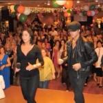 Broadway Show Stars Teach a Special Class at Goldcoast Ballroom Latin Night