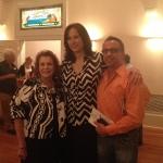 Famous Singer Linda Eder with Vinny Munno