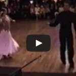 Olga Bogdanov and Sasha Bogdanov Performance at Goldcoast Ballroom