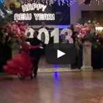 Paolo & Liene Di Lorenzo – Impressive Quickstep at Goldcoast Ballroom December 31, 2012