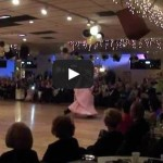Paolo and Liene Di Lorenzo – Beautiful Slow Waltz at Goldcoast Ballroom New Year's Party, Dec 31, 2013