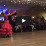 Paolo & Liene Di Lorenzo – Beautiful Slow Foxtrot at Goldcoast Ballroom Valentine's Day Party, 2013