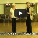 Basic Samba Lesson with Andre & Natalie Paramonov