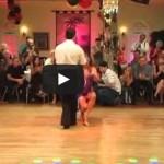 Edyta Sliwinska & Alec Mazo Show at Goldcoast Ballroom