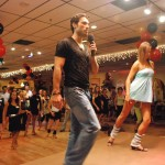 Edyta Sliwinska & Alec Mazo at Goldcoast Ballroom