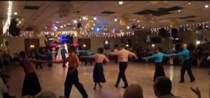 Goldcoast Ballroom Formation Team 2012 - Mama Mia Medley