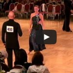Jeff Sandler with Olga Bogdanov – Winning Performances at Emerald Star Ball
