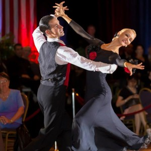 Liene & Paolo Di Lorenzo - Recent Showdance Performance