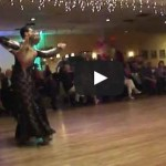 Paolo & Liene Di Lorenzo – Fun Show Dance at Goldcoast Ballroom Valentine's Day Party, February 14, 2013