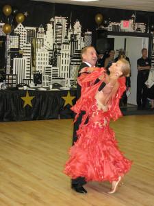 Giovanni Rannella & Helena Zaludova - 1st Place Winners Southern Star Challenge - July, 2013