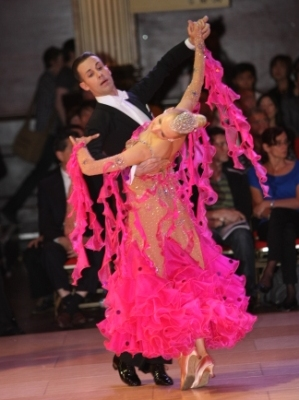 Competition Class & Rounds with Paolo & Liene Di Lorenzo - Thursdays, April 3, 10, 17, and 24 - 7:00 PM - 8:00 PM