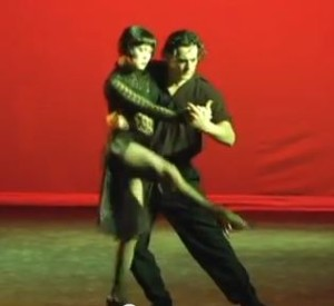 Carlos Barrionuevo and his Wife & Partner, Mayte Valdes - Master Argentine Tango Dancers