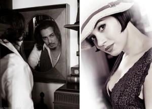 Carlos Barrionuevo and Mayte Valdes - Master Argentine Tango Dancers