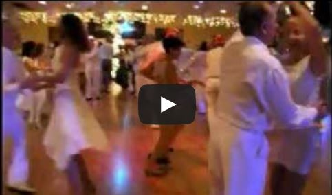 See a Video of a White Christmas Past at Goldcoast Ballroom