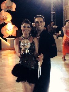 Wendy Anderson with Michael Neil - Grand Nationals Champions - American Rhythm
