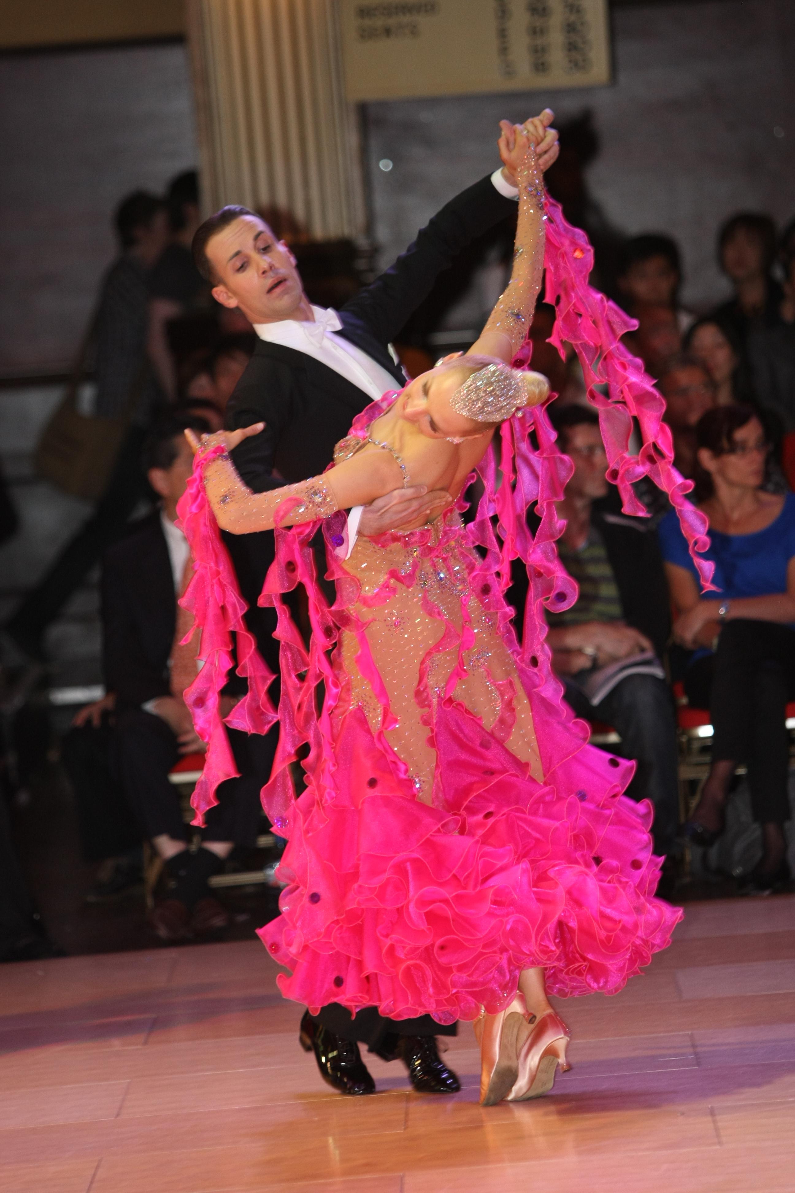 Paolo & Liene Di Lorenzo - U.S. National Professional Classic Show Dance Champions