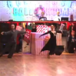 Vinny Munno and Olga Bogdanov – Spectacular American Viennese Waltz at Goldcoast Ballroom's December, 2013 Holiday Showcase