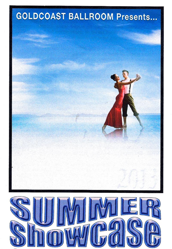 Goldcoast Ballroom Summer Showcase - June 14, 2014