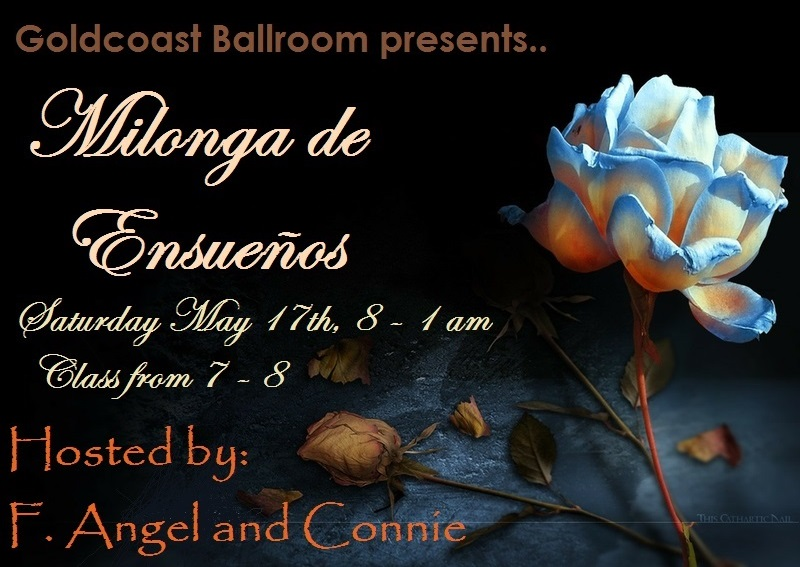 Milonga de Ensuenos - May 17, 2014 - at Goldcoast Ballroom