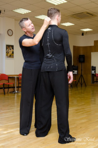 World Master Lasse Odegaard teaching high-level concepts of dance