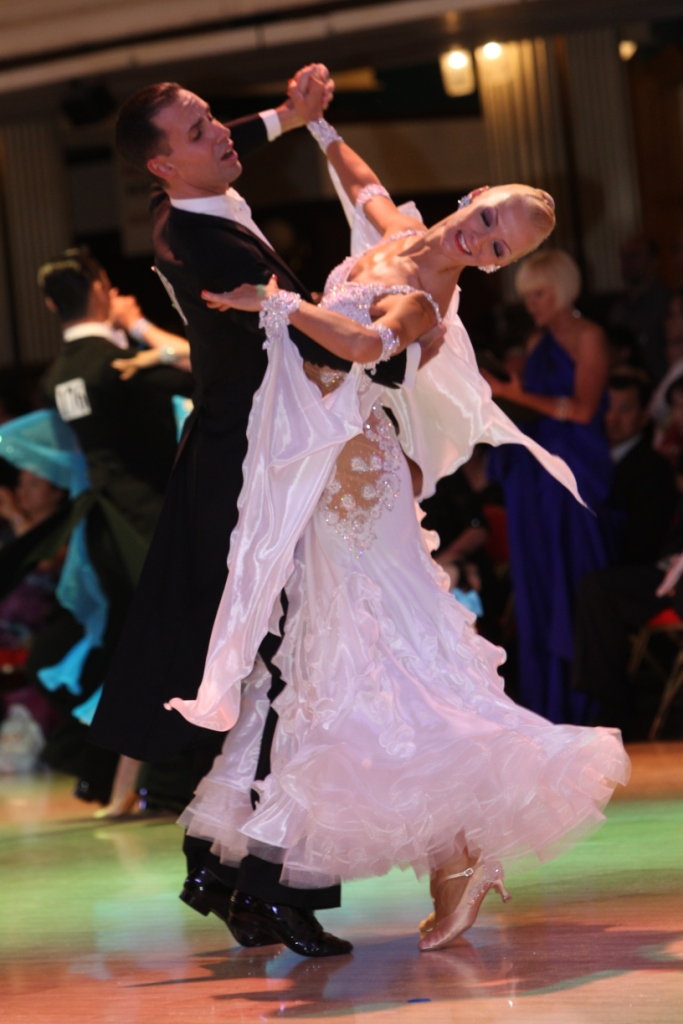 Competition Class (Ballroom & Latin Rounds) with Liene & Paolo Di Lorenzo!! -- Thursday Evenings - 6:30 PM - 7:30 PM