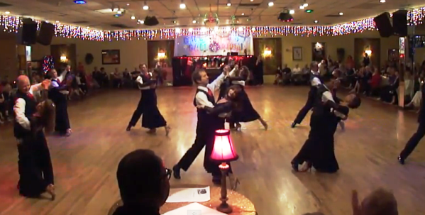 The 2014 Goldcoast Ballroom Formation Team Meets for Class Every Thursday  – 7:30 PM – 8:30 PM (Partner required)