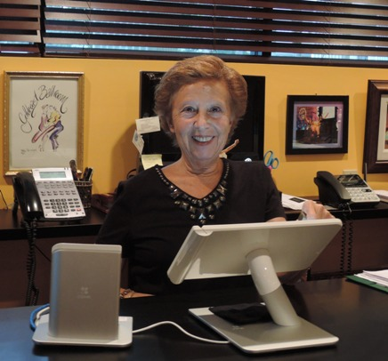 Susan Freeman - Concierge at the Front Desk
