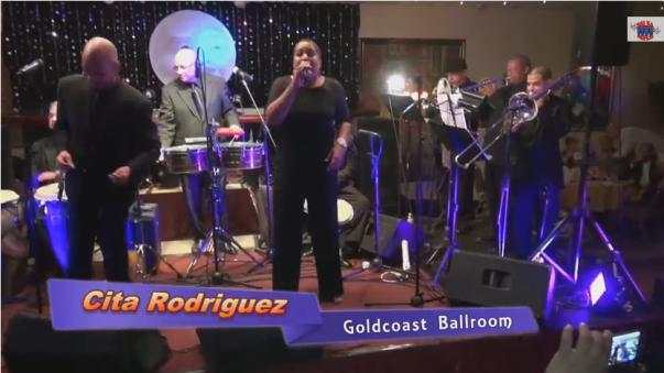 Video!!  Cita Rodriguez Live at Goldcoast Ballroom – October 11, 2014!