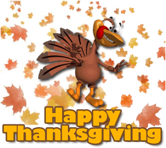 Happy Thanksgiving to you from Goldcoast Ballroom!