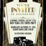 2014 Goldcoast Ballroom New Years Eve Gala - Roaring 20s Theme Party!!