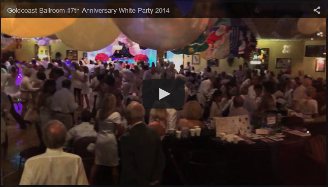 Goldcoast Ballroom 17th Anniversary White Party - December 25, 2014