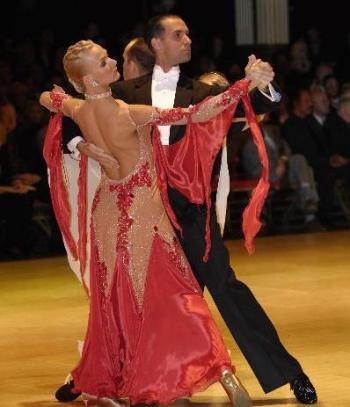 International Tango with Paolo and Liene Di Lorenzo – Intermediate/ Advanced – Thursdays in April – Class 8:00 PM – 9:00 PM; Practice Session 9:00 PM – 10:00 PM Included