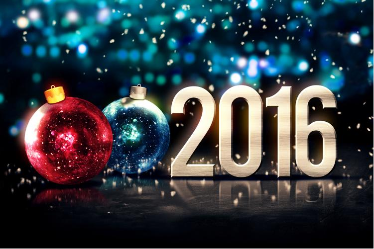 Welcome in 2016 at the Spectacular Goldcoast Ballroom New Year's Eve Gala - December 31, 2015!