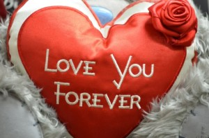 Happy Valentine's Day!!  - Love You Forever!!  (Image Courtesy of Wikipedia Commons)