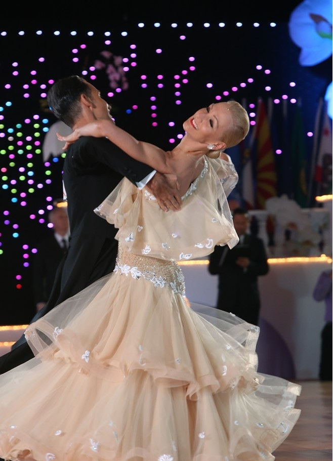 Paolo and Liene Di Lorenzo - First Place, Grand National DanceSport Championships