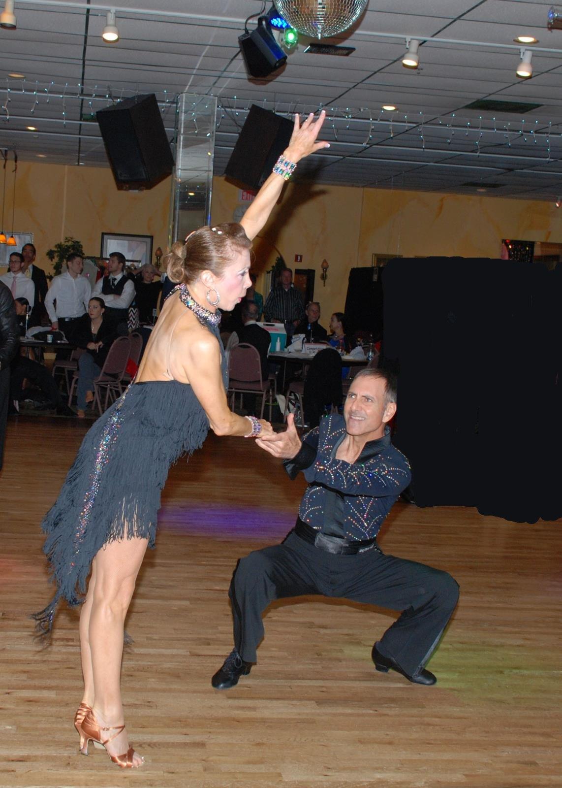 Daniel Fugazzotto & Janis Merluzzo - American Rhythm Champions