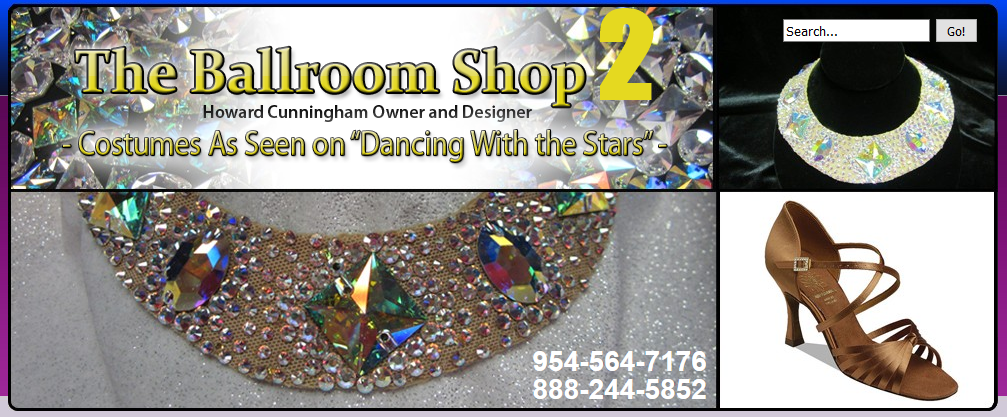 The Ballroom Shop 2 - Boutique at Goldcoast Ballroom - Grand Opening August 2, 2016
