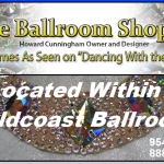 Check out the New 'The Ballroom Shop 2' Boutique within Goldcoast Ballroom