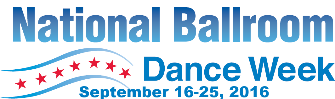 National Ballroom Dance Week - USA Dance - September 16-25, 2016