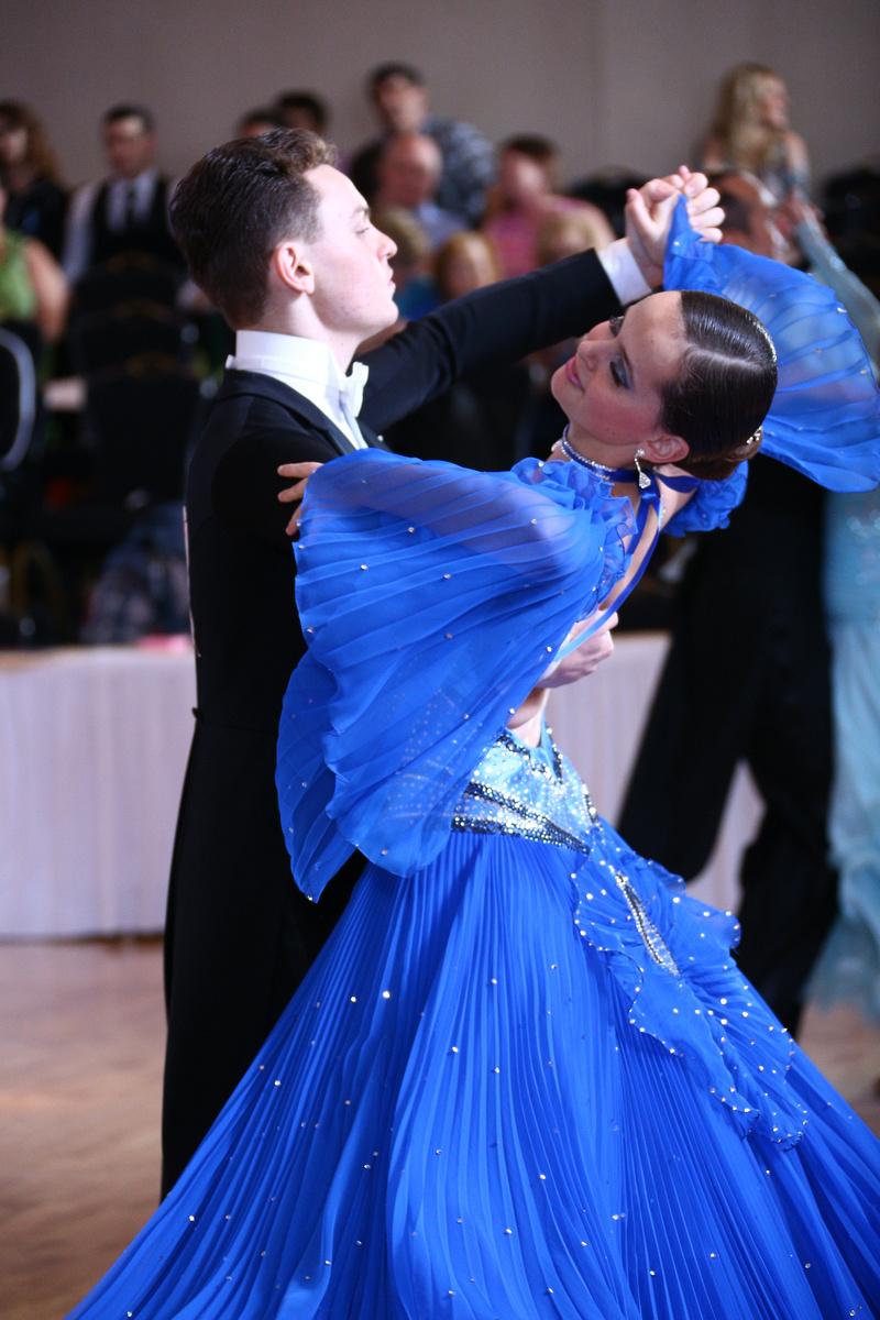 Alexei & Olga Kiyan - Carolina Fall Classic 2016