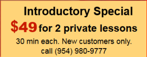 Introductory Special: $49 For 2 Private Lessons With Alex Or Tanya Koulik (30 Min Each)