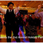 SAVOY SATURDAYS 2nd ANNUAL HOLIDAY PARTY!! – LIVE BAND!! + 2ND ANNUAL SHIM SHAM CONTEST!! – DECEMBER 10, 2016 – 7:30 PM Ballroom Dancing –  9:30 PM Savoy Lindy Hop with LIVE BAND!! – 10:30 PM Shim Sham Contest!! – $16.00 (including Sales Tax)