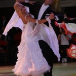 Competition Class (Ballroom & Latin Rounds) – Including Skills, Drills & Conditioning for Ballroom Dancing – with Liene & Paolo Di Lorenzo – Every Thursday in March –  7:00 PM – 8:00 PM